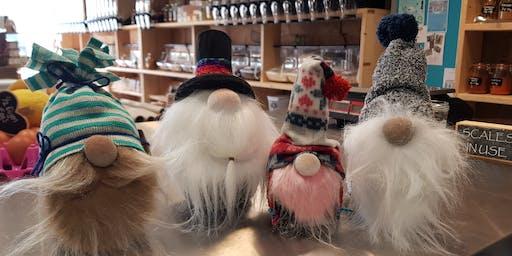 "Christmas ""Sock Gnomes"" Workshop"