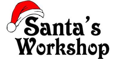 2019 Santa's Workshop Event
