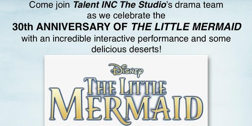 Little Mermaid 30th Anniversary
