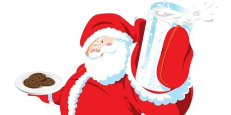 Cookies & Milk with Santa tickets