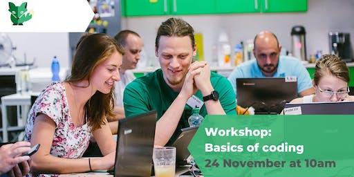 Basics of Programming Workshop