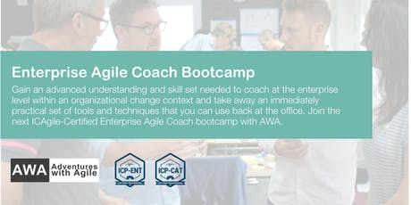 Enterprise Agile Coach Bootcamp (ICP-ENT & ICP-CAT) | London - March tickets