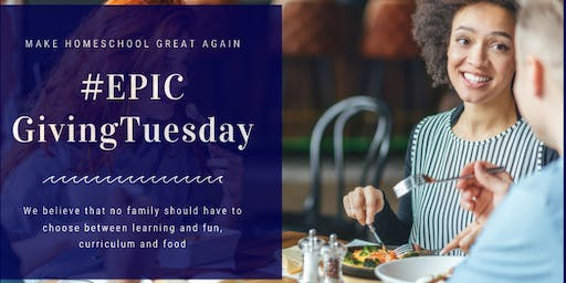 EPIC GivingTuesday Dinner Party