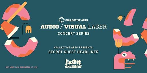 Audio/Visual Toronto Concert Series Kickoff Show
