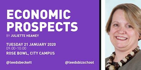 Economic Prospects tickets