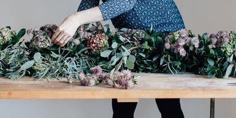 Wreath Making Workshop at Joules of Harrogate tickets