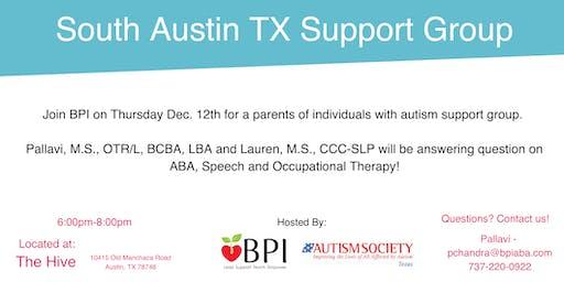 South Austin Parent Support Group