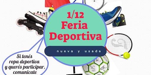 Feria Deportiva