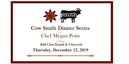 Christmas at Cow Smith with Chef Megan Potts