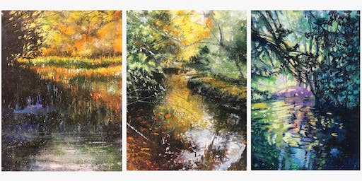 Mixed Media Workshop- Expressive Landscapes with Pippa Ashworth