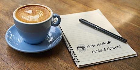 Coffee & Content - Social Media Planning Morning tickets