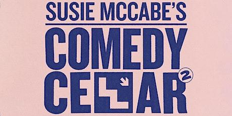 Susie McCabe's Comedy Cellar tickets