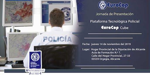 Jornada Alicante Presentación de Sistemas EuroCop
