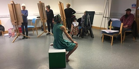 Life Drawing with Martyn Blundell tickets