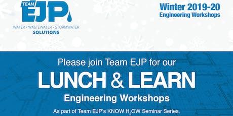 EJP New York Lunch & Learn Engineering Workshops - Blasdell, NY tickets