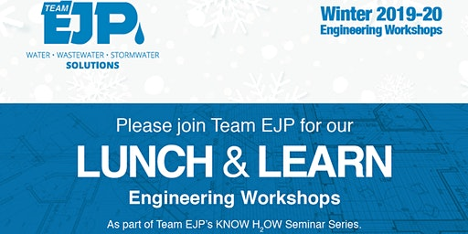 EJP New York Lunch & Learn Engineering Workshops - Blasdell, NY