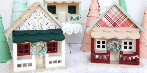 Holiday Village Craft Workshop