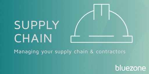 Bluezone Supply Chain Manager * Webinar*