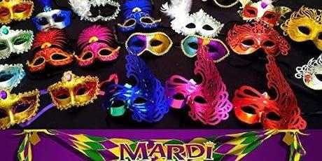 Havana Springs Resort - Dinner & Murder at the Mardi Gras Masquerade tickets