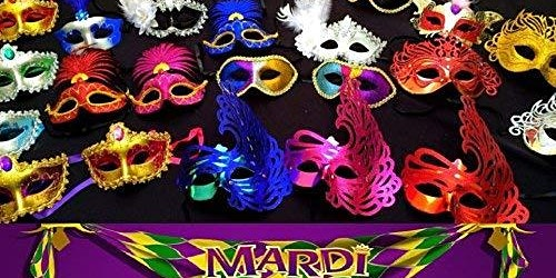 Havana Springs Resort - Dinner & Murder at the Mardi Gras Masquerade