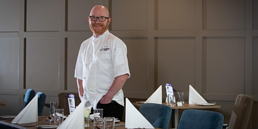 Guest Chef Dinner with Gary Maclean
