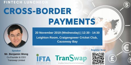 FinTech Luncheon : Cross-border Payments tickets