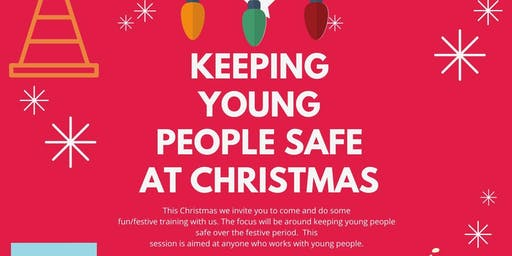 Keeping Young People Safe at Christmas around Substances