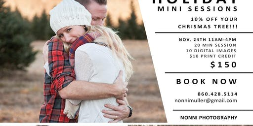 Holiday Mini Sessions!