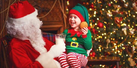 Christmas Kids Class & Selfies with Santa R71 tickets
