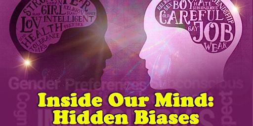 Inside Our Mind: Hidden Biases - Two Day Workshop