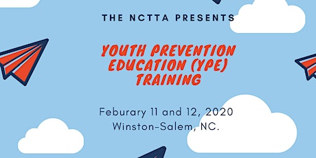 Youth Prevention Education (YPE) Training tickets