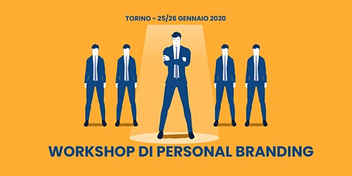 Workshop di Personal Branding a Torino