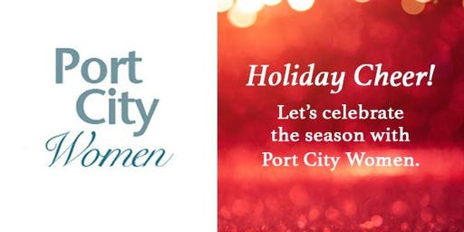Port City Women Networking Holiday Party at Port Tavern