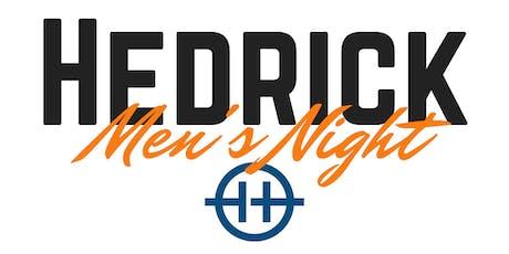 Hedrick Associates 2019 Men's Night! tickets