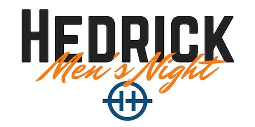 Hedrick Associates 2019 Men's Night!
