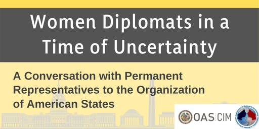 Women Diplomats in a Time of Uncertainty