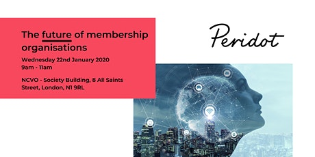 The Future of Membership Organisations tickets