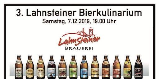 Lahnsteiner Bierkulinarium - unser Winter- & Weihnachtsdinner mal anders