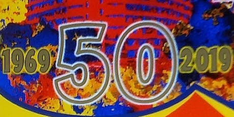 50th Anniversary of Bedford Borough Hall and its Christian Work Group tickets