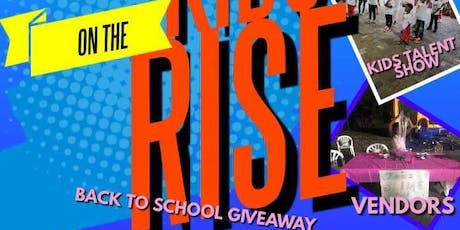 Kids On The Rise tickets