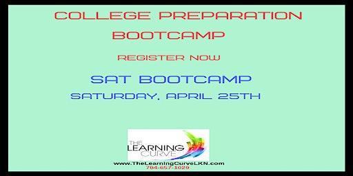 SAT Bootcamp, Saturday, April 25, 2020
