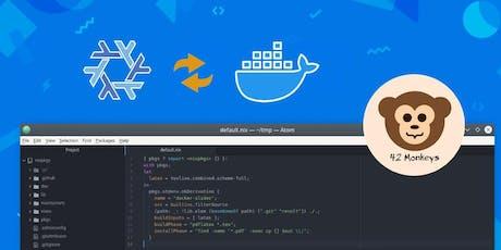 Buildare immagini Docker senza Docker usando Nix biglietti