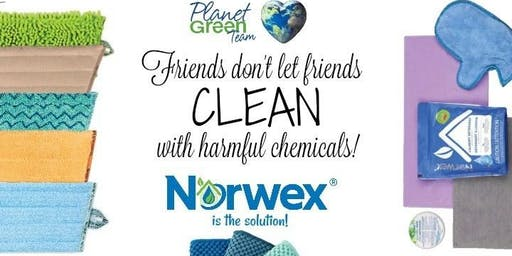 Simple Ways to Clean, Toxin Free - FREE event