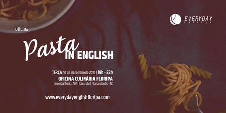Pasta in English ingressos