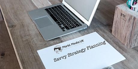 Savvy Strategies - Social Media Planning Morning tickets