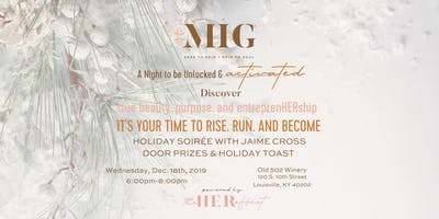 Holiday Soirée: A Night to be Unlocked and Activated