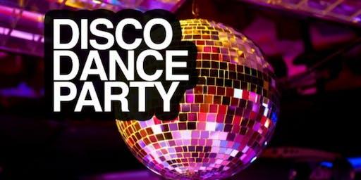 Fun Social Dancing Evening! Disco Night! Group Class & Social Dancing Party!