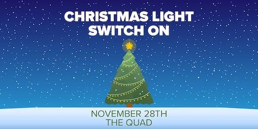 Christmas Lights Switch On Celebration!