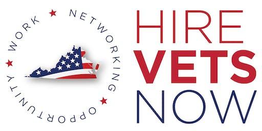 Hiring Event - Fort Belvoir - 19 March 2020