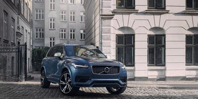 Volvo Test Drive Event - Meath